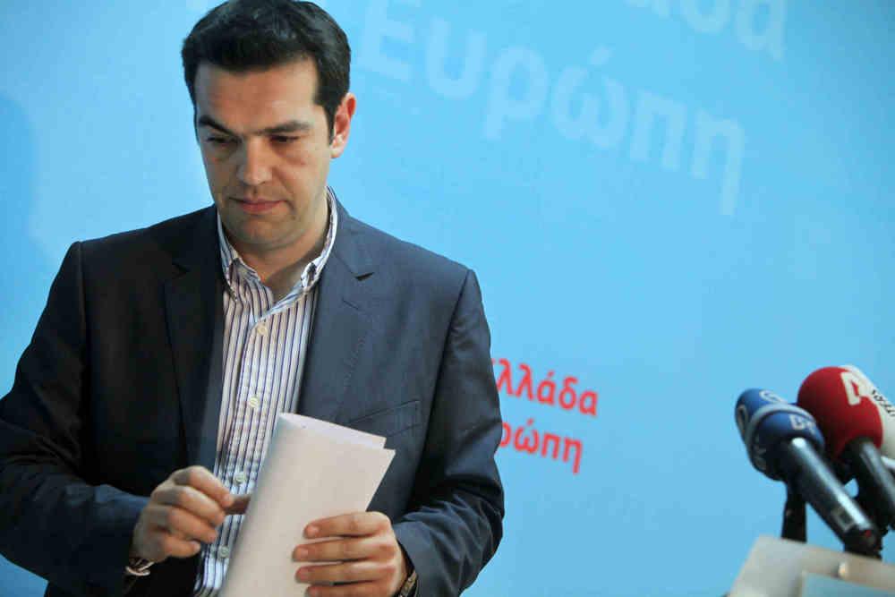 Alexis Tsipras se stále více chová jako politk hlavního proudu zdroj: www.dubiumn.com