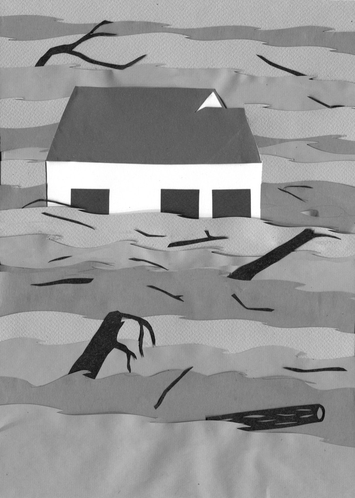 ilustrace Ladislava Gažiová