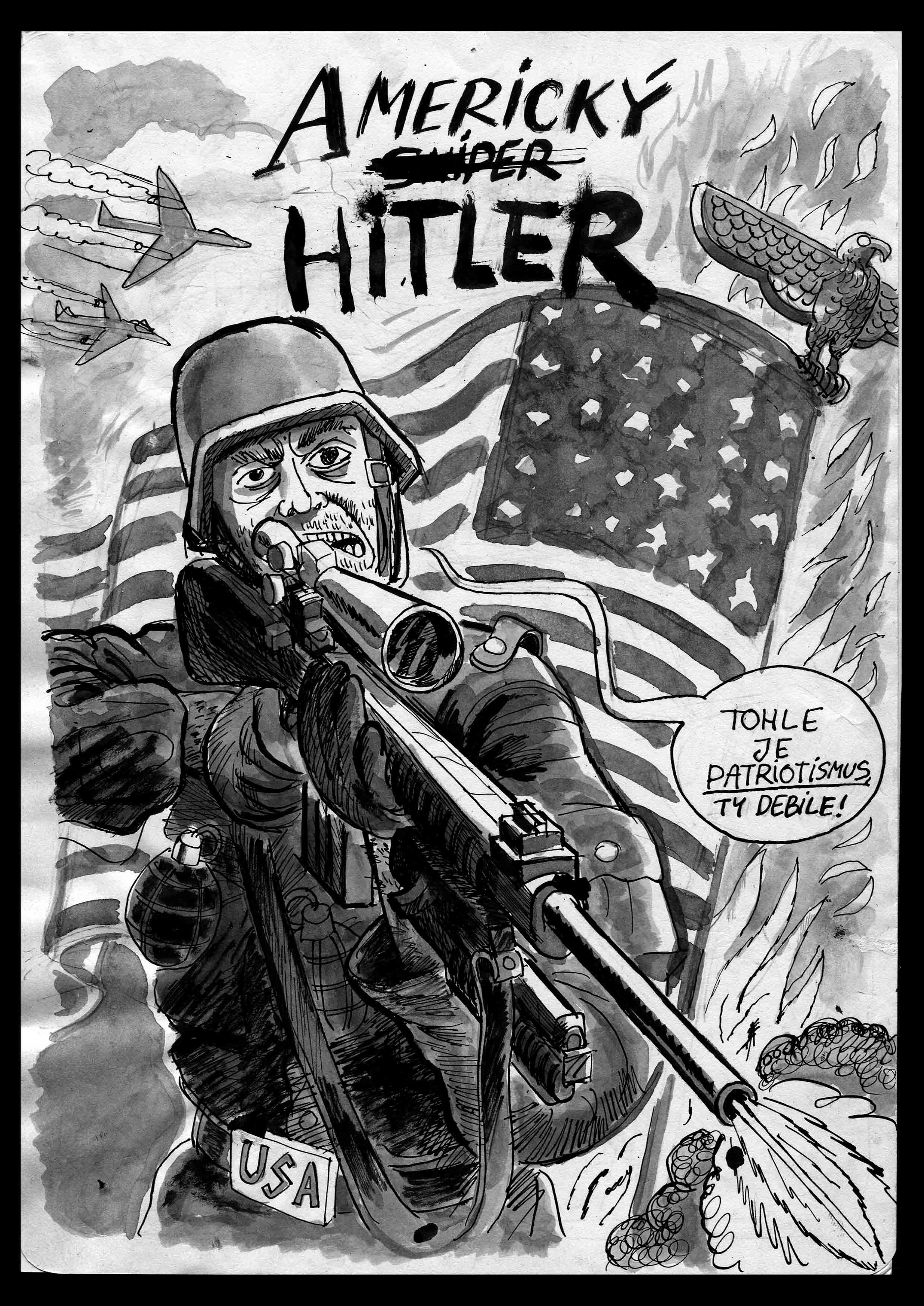 patriotismus debile
